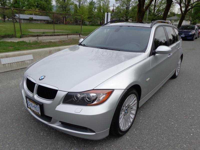 2007 BMW 328xi, 3.0
