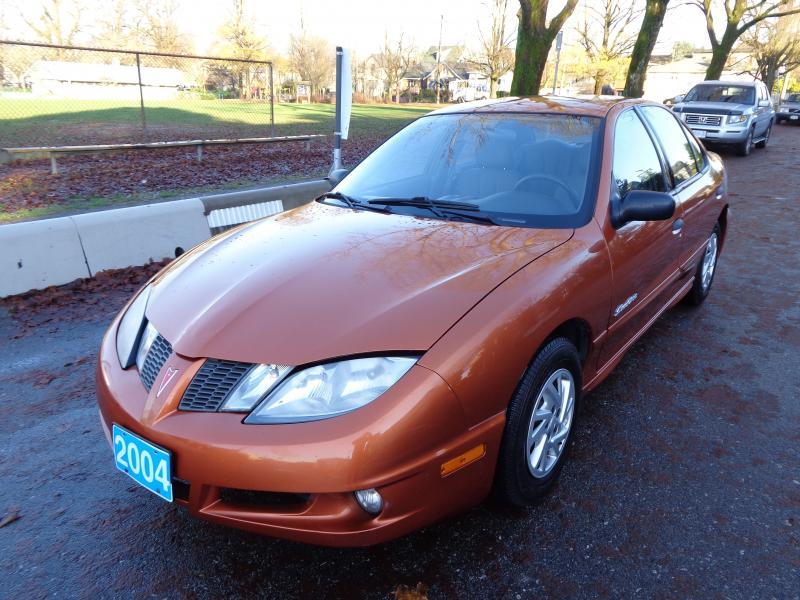2004 Pontiac Sunfire, 2.2